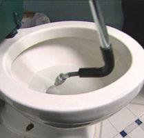 Débouchage canalisation WC